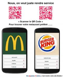 promo burger